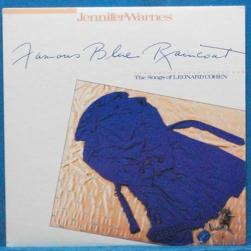 Jennifer Warnes (famous blue raincoat)