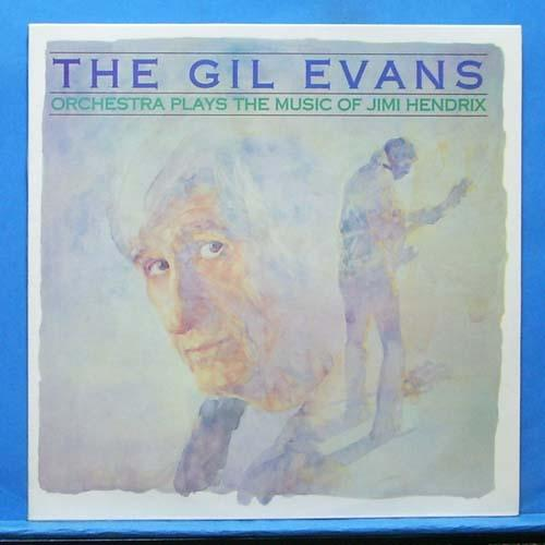 Gil Evans orchestra plays the music of Jimi Hendrix