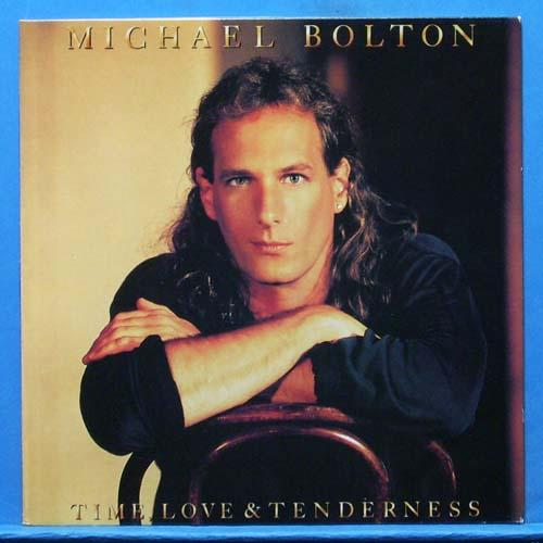 Michael Bolton (time, love & tenderness)