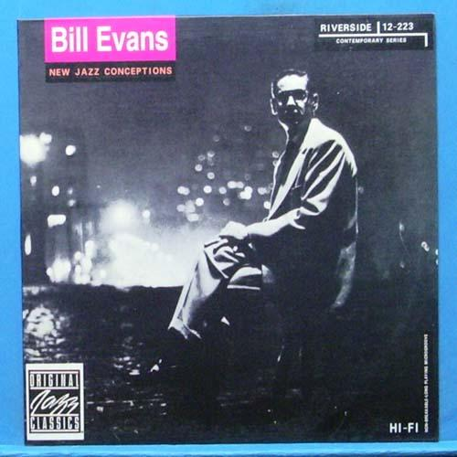 Bill Evans (new jazz conceptions)