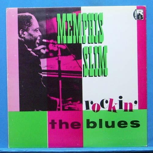 Memphis Slim (rocking the blues)
