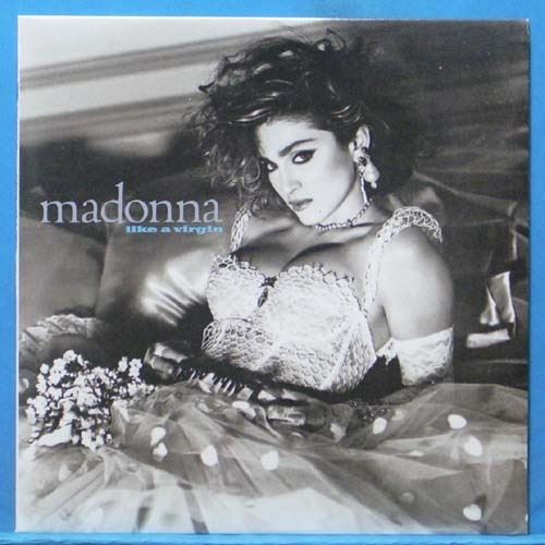 Madonna (like a virgin)