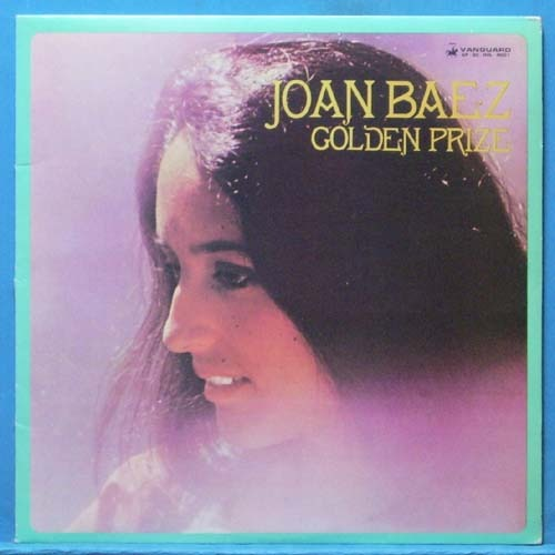 Joan Baez golden prize