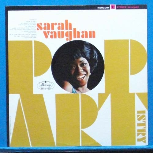 Sarah Vaughan (a lover's concerto)