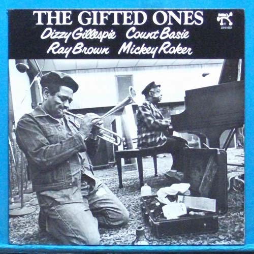 Dizzy Gillespie/C.Basie/R.Brown/M.Roker (the gifted ones)