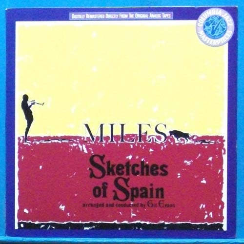 Miles Davis (sketches of Spain)