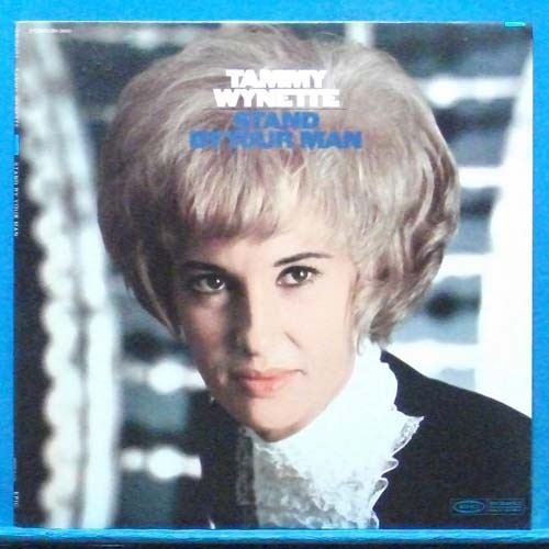 Tammy Wynette (stand by your man) 미국 재반 미개봉