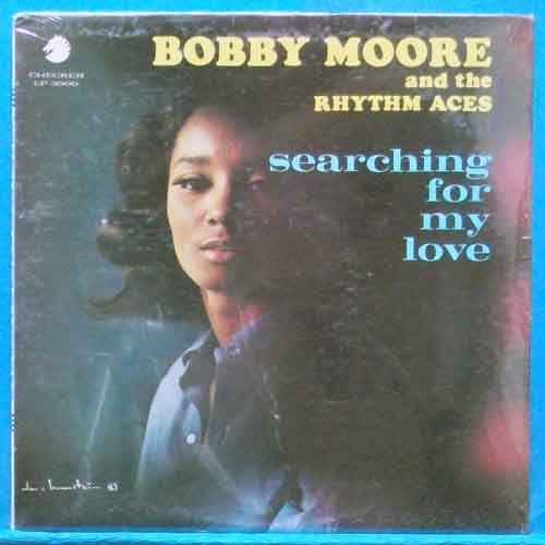 Bobby Moore & the Rhythm Aces (Hey, Mr. D.J.) 초반 미개봉