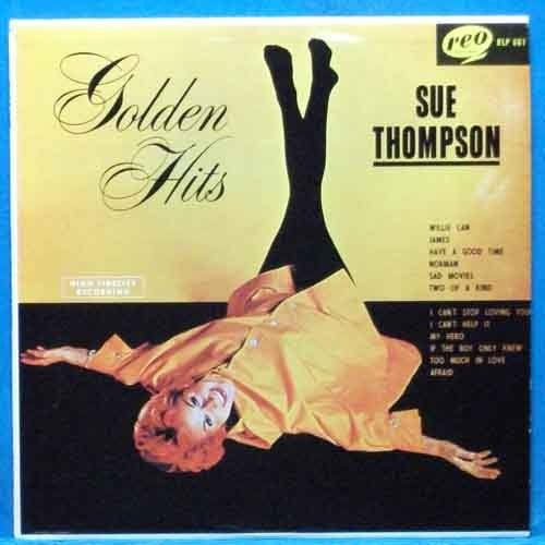 Sue Thompson golden hits (카나다 초반)