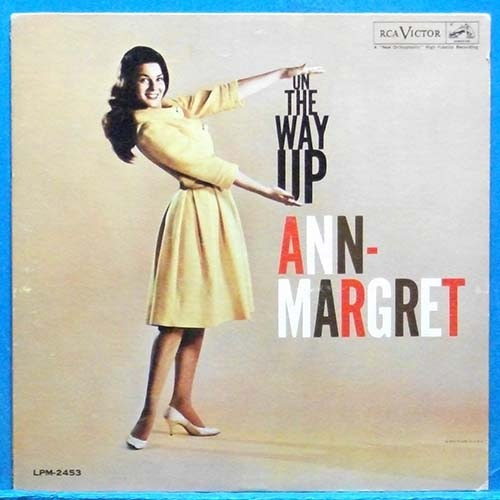 Ann Margaret (on the way up) 미국 모노 초반