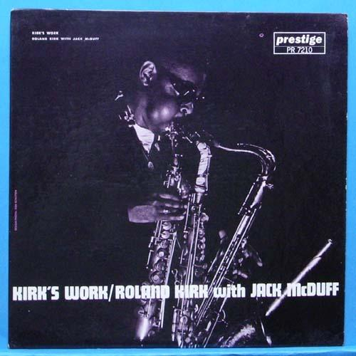 Roland Kirk with Jack McDuff