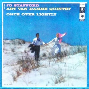Jo Stafford with the Art Van Damme Quintet (미국 모노 초반)