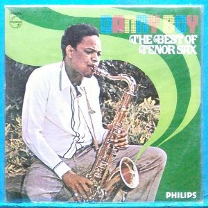 Sil Austin (the best of tenor sax) 미개봉