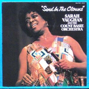 Sarah Vaughan and Count Basie (send the clowns)