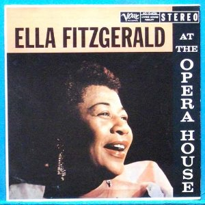Ella Fitzgerald at the Opera House (1958년 스테레오 초반)