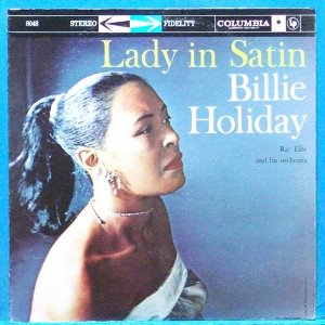 Billie Holiday (lady in satin)