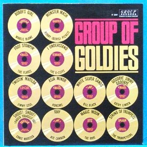 Group of goldies (I inderstans/the G-Clefs)