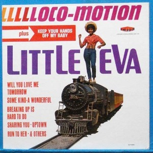Little Eva (locomotion) 미국 모노 초반