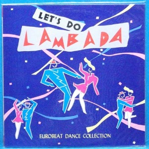 European dance collection (Lambada) 미개봉