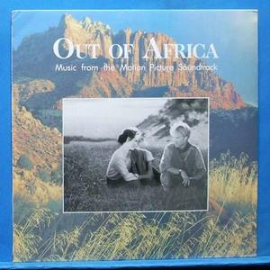 """Out of Africa"" OST"