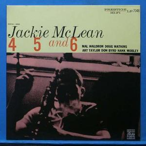 Jackie McLean (4 5 and 6)