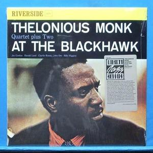 Thelonious Monk at the Blackhawk (미개봉)