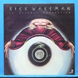 Rick Wakeman, no earthly connection