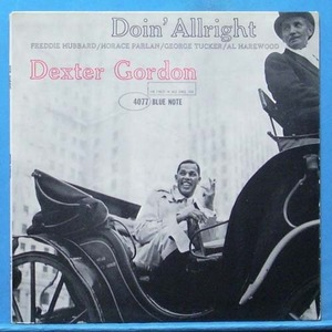 Dexter Gordon (doin' allright)