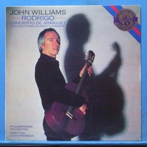 John Williams, Rodrigo Aranjuez guitar