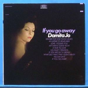 Damita Jo (if you go away) 스테레오 초반