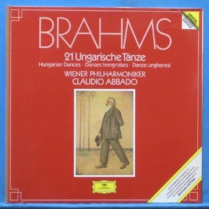 Abbado, Brahms : 21 Hungarian dances
