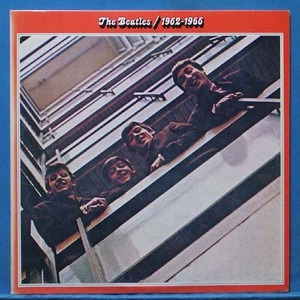 the Beatles 1962-1966 2LP's
