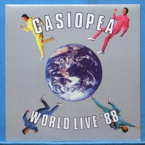 Casiopea (world live '88)