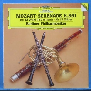 13 Brasses of Berlin Phil, Mozart serenade No.10