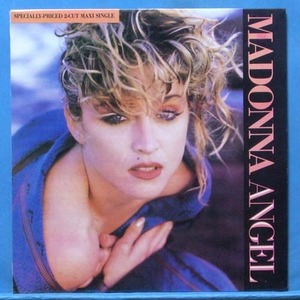 Madonna (angel/into the groove) 2-cut maxi single