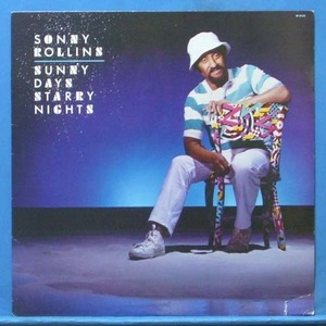 Sonny Rollins (sunny days starry nights)