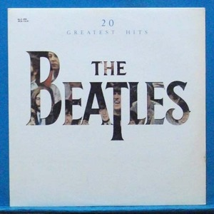 the Beatles (20 greatest hits)