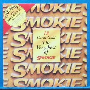 18 carat gold of Smokie