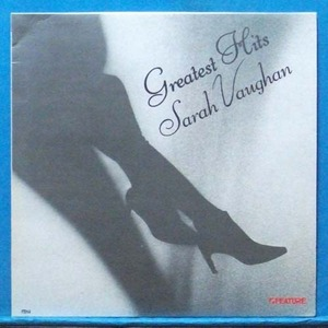 Sarah Vaughan greatest hits (a lover's concerto)