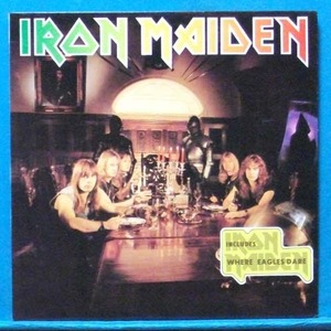 Iron Maiden (where eagles dare)