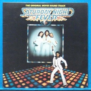 """Saturday Night Fever"" OST 2LP's (영국반)"