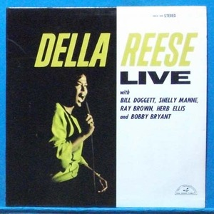 Della Reese live (with Bill Doggett, Shelly Manne, Ray Brown ...)