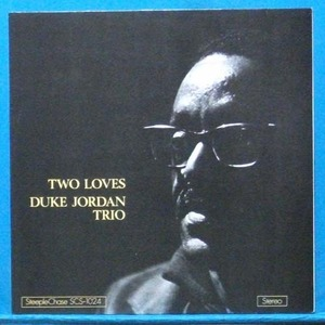 Duke Jordan Trio (two lovers)