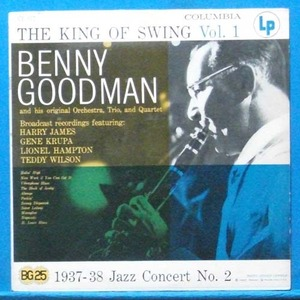 Benny Goodman (the King of swing Vol.1)