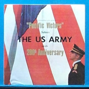 The Eighth US Army salutes the US Army on its 200th anniverasy