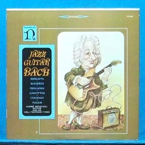 Bach jazz guitar