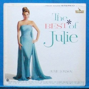 the best of Julie London (미국 스테레오)
