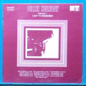 Billie Holiday Vol.1 (easy to rememeber)
