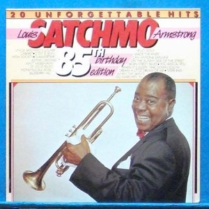 Louis Armstrong 85th birthday edition