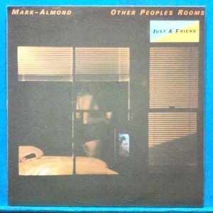 Mark-Almond (other poeples rooms)